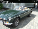MGB RV8 Roadster 1977